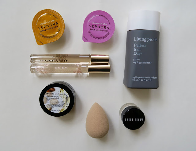The Sephora Haul by What Laura did Next