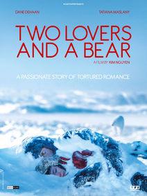 Δύο εραστές και μια αρκούδα / Two Lovers and a Bear (2016) ταινιες online seires xrysoi greek subs