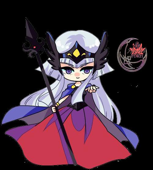 Hilda chibi-PNG