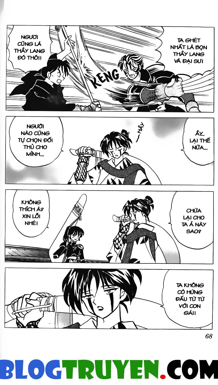 Inuyasha vol 26.4 trang 9