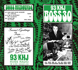 KHJ Boss 30 No. 181 - Bill Wade