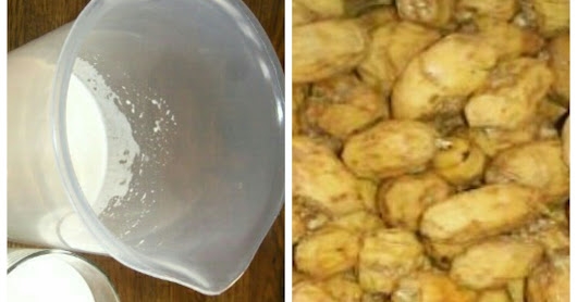 HOW TO PREPARE NUTRITIOUS TIGER NUT JUICE /MILK (KUNU AYA IN HAUSA)