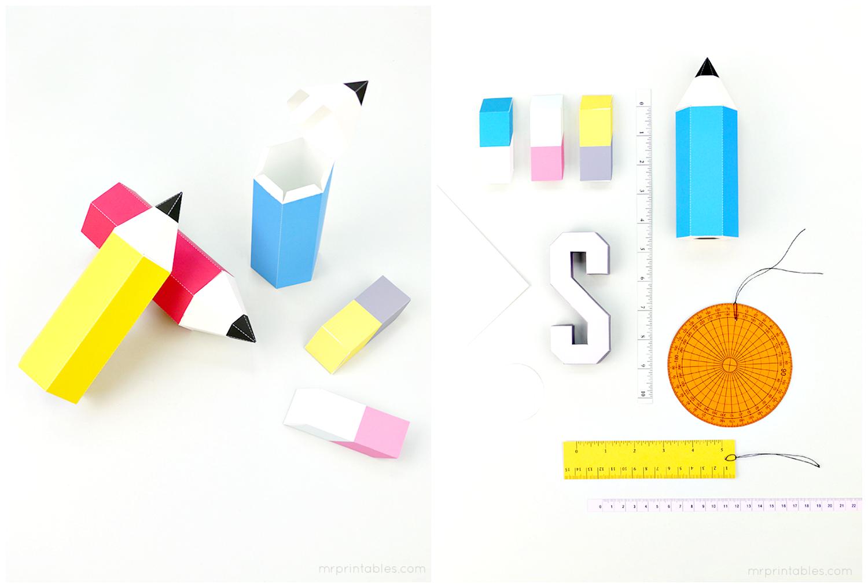 potlood papier print