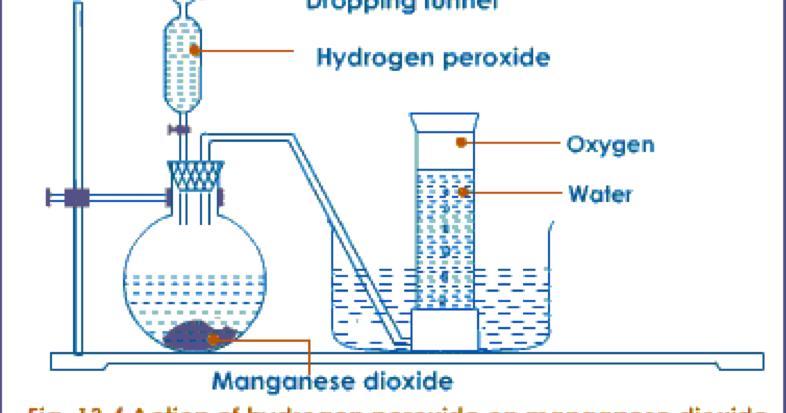 Hydrogen Gas Plus Oxygen
