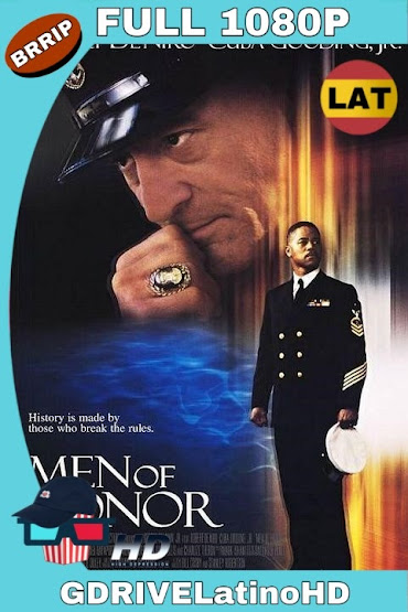 Hombres De Honor (2000) BRRIP 1080p Latino-Ingles MKV