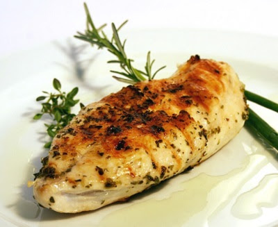Chicken Breast Roasted