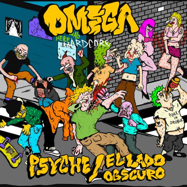Omega Hardcore - Psyche / El Lado Obscuro (2018)