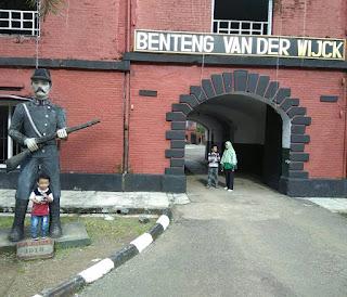 Benteng Van Der Wijck Gombong Kebumen