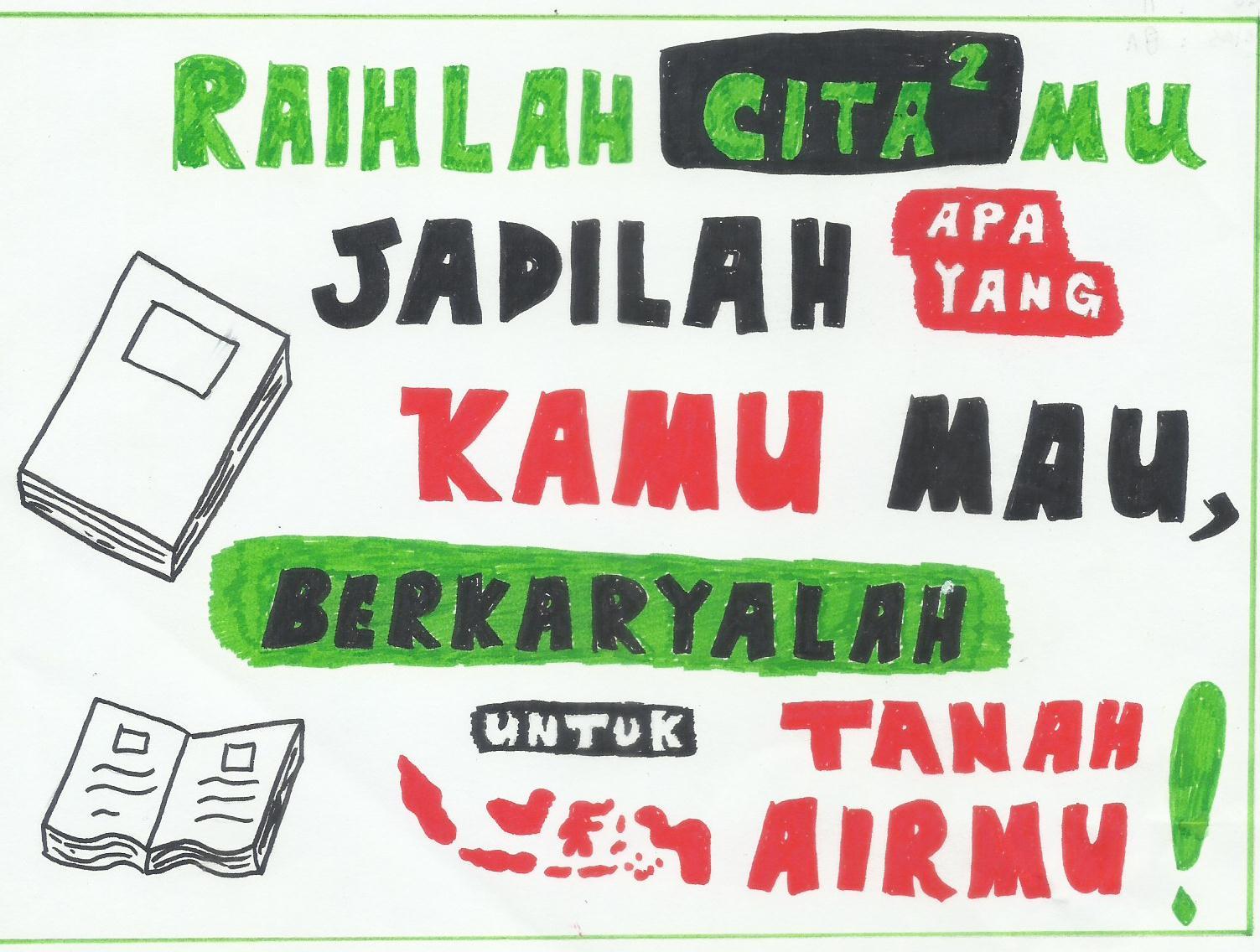 Mts Bandar Alim Menulis Slogan Materi Bahasa Indonesia Kelas 8