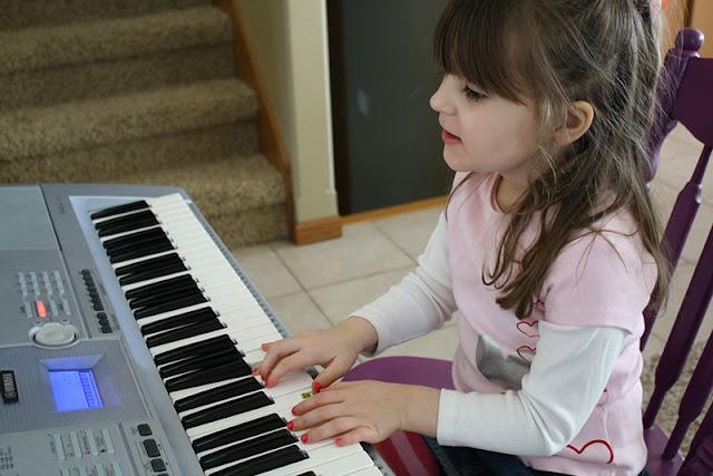 Khóa học Organ tại trường nhạc SMS