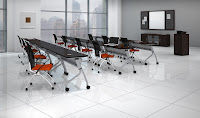 Mayline Sync Training Room Furniture