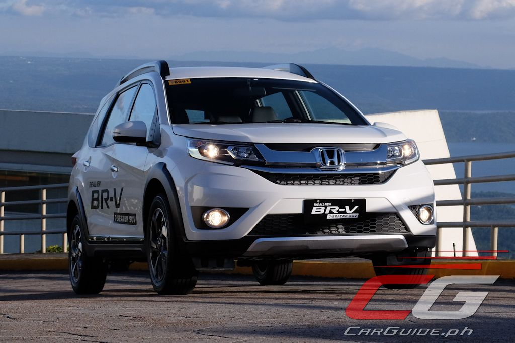 Kia Philippines Price List >> First Drive: 2017 Honda BR-V 1.5 V Navi | Philippine Car News, Car Reviews, Automotive Features ...