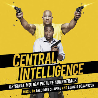 VA - Central Intelligence (OST) (2016) - Album Download, Itunes Cover, Official Cover, Album CD Cover Art, Tracklist