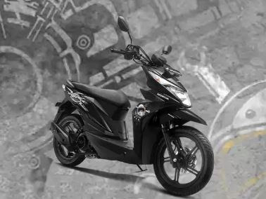 Motor Matic Terbaru Honda 2017