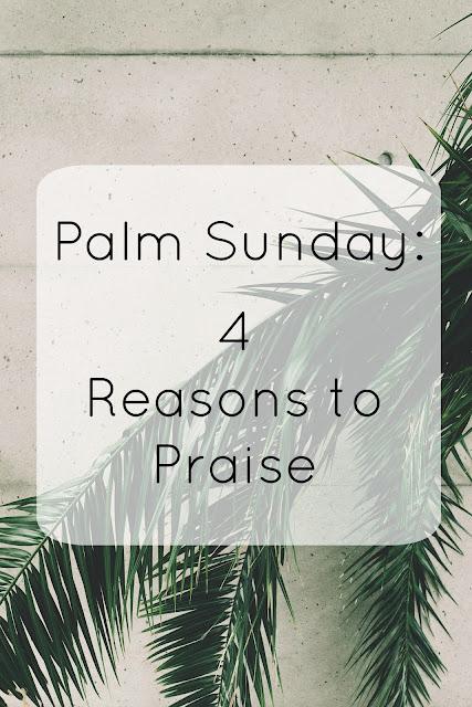 4 Reasons to Praise