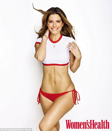 Maria Menounos Women's Health Magazine