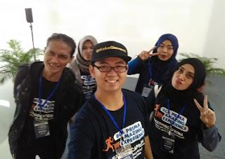 Anggota Tim 3 BCA Prima Amazing Experience