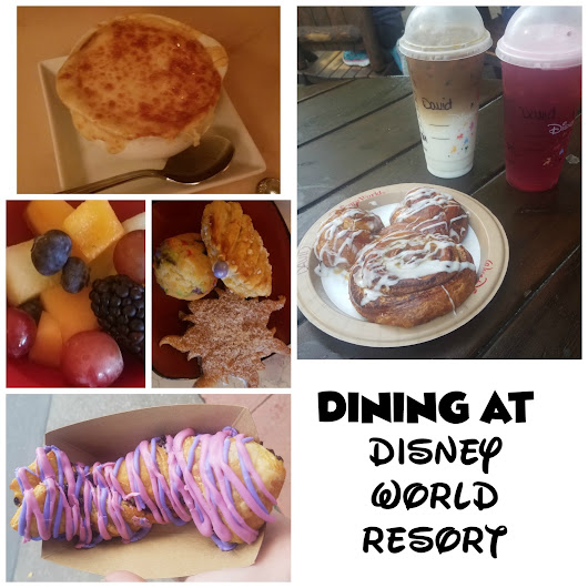 Using the Dining Plans and Ordering Amazon Prime Now at Disney World