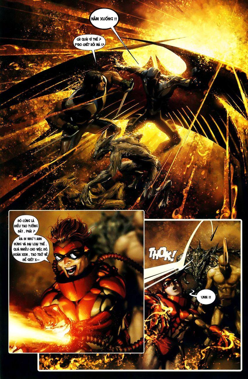 X-Men Necrosha chap 3 trang 7