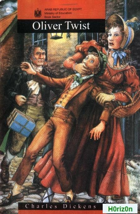 اقوي مذكرة في قصة Oliver Twist للصف الاول الثانوي الترم الاول