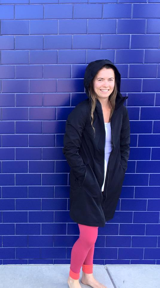 lululemon definitely-raining-jacket-black