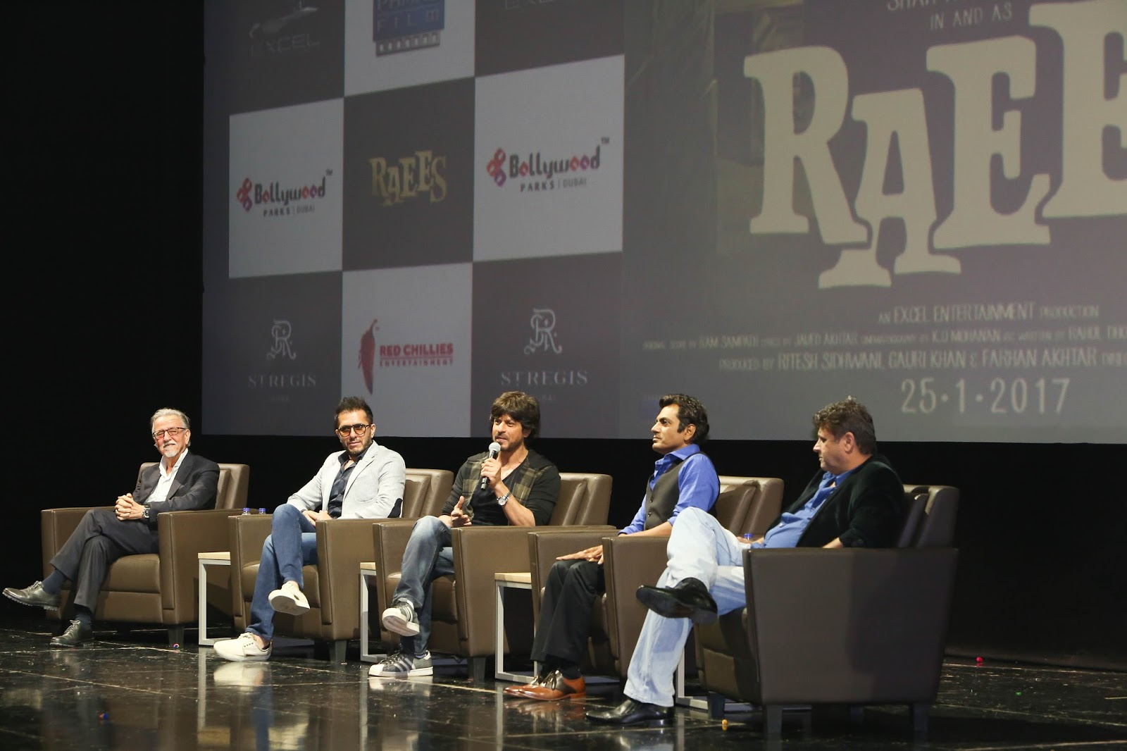 raees promotion