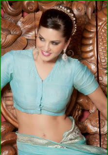 AAppg 1 - Sunny Leone's Extreme Sexiest 3 Collections In Saree even try to show her Booms-SUNNY LEONE ka SEXY