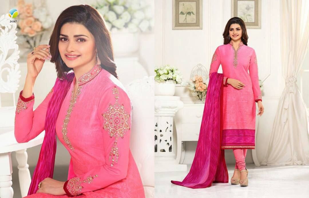 Jasmina Mari Gold – Simple And Beautiful Cotton Salwar Kameez