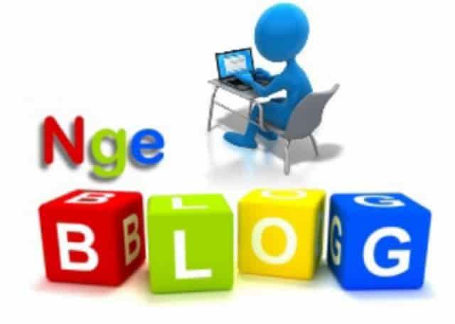 Efek ngeblog terhadap motivasi diri