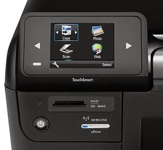 How To Reset The Hp Photosmart D110 Printer En Rellenado