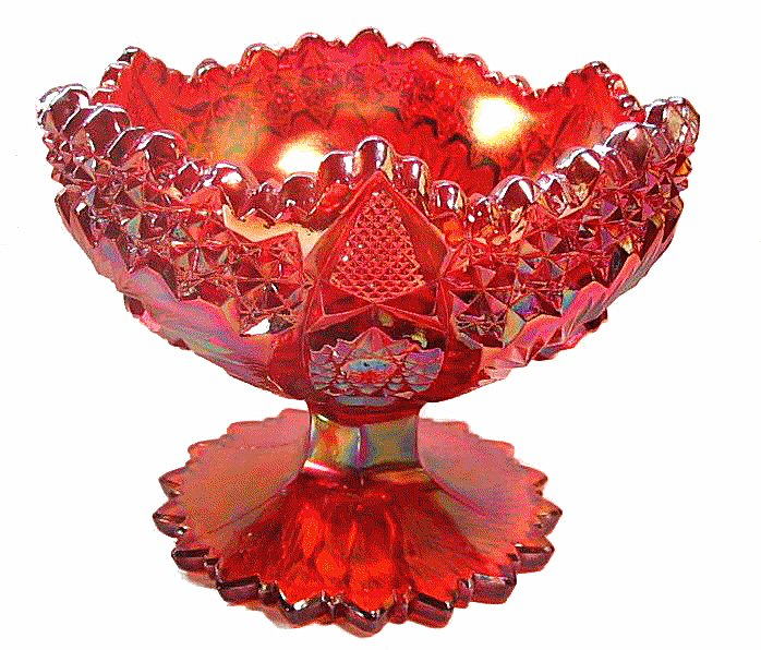 Among The Collectors: Carnival Glass