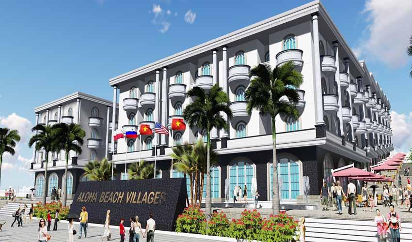 Dự án Condotel Aloha Phan Thiết
