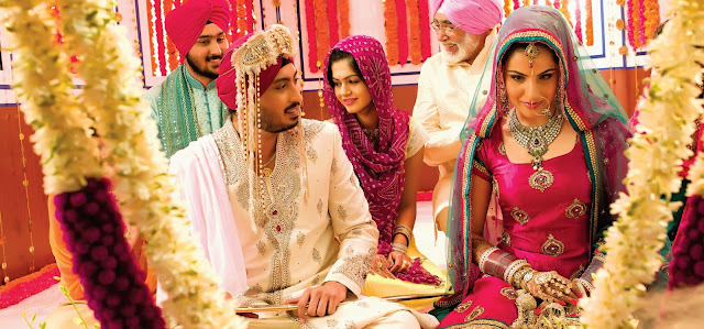 Importance of Wedding dress and Jewellery in Punjabi marriages