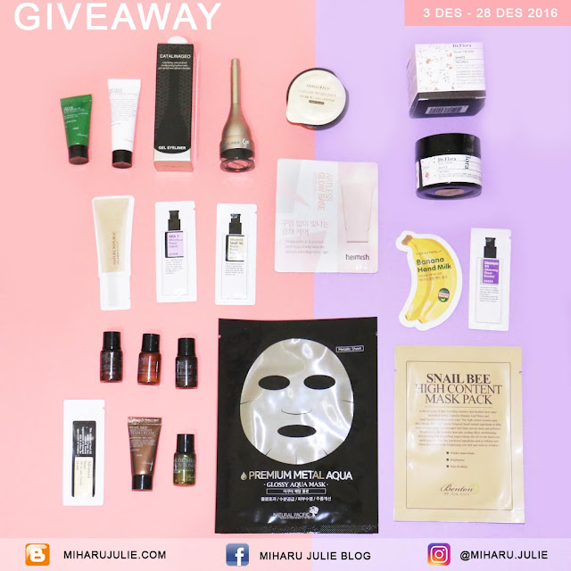 Korean Beauty Giveaway