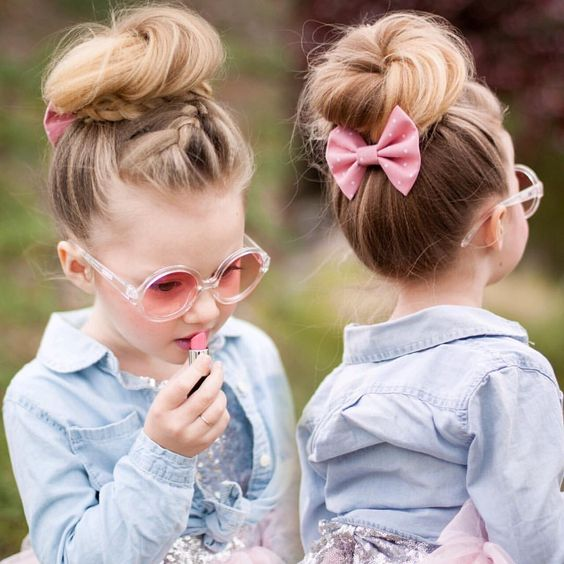 Cute%2BEasy%2BHairstyles%2BFor%2BLittle%2BGirls%2B%25288%2529 30 Cute Easy Hairstyles For Little Girls Interior