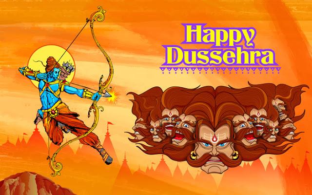 Happy Dussehra 2018 Wishes