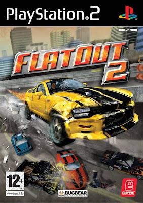 FlatOut 2 (PS2) 2007