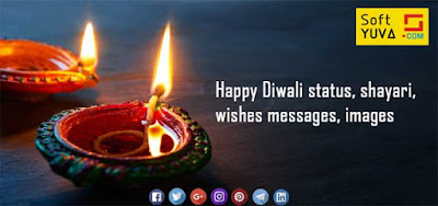 Happy diwali status, shayari, wishes messages, images 2018