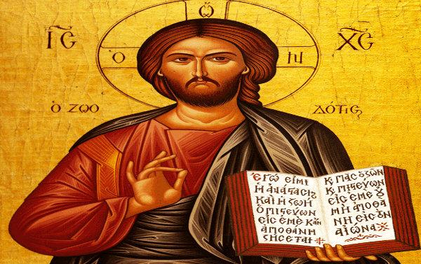 Η παρέα μας με τον Χριστό