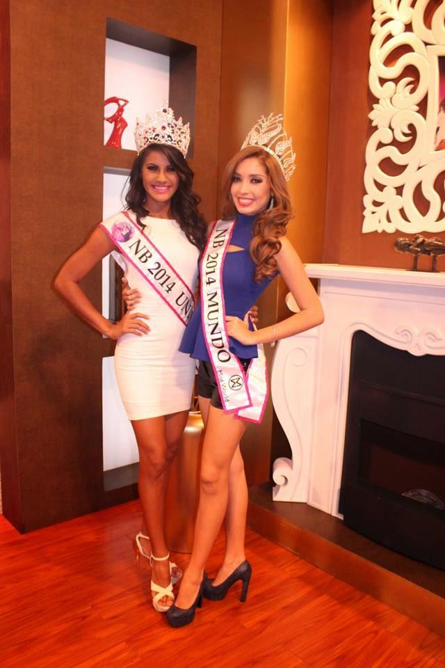 Sashes And Tiaras Nuestra Belleza El Salvador 2014