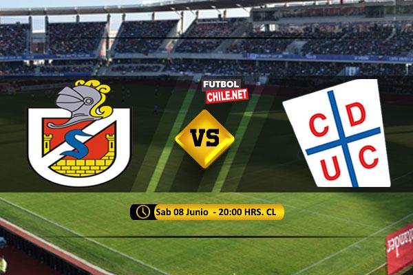 Mira Deportes La Serena vs Universidad Católica en vivo y online por la Segunda Fase Ida de la Copa Chile