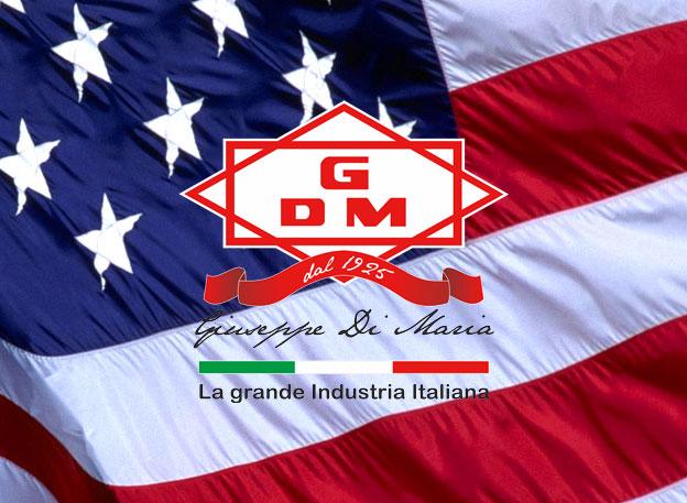 In prima assoluta per gli Stati Uniti, al PDCA Expo di Savannah la presentazione delle vernici innovative italiane di Giuseppe Di Maria SpA (GDM)