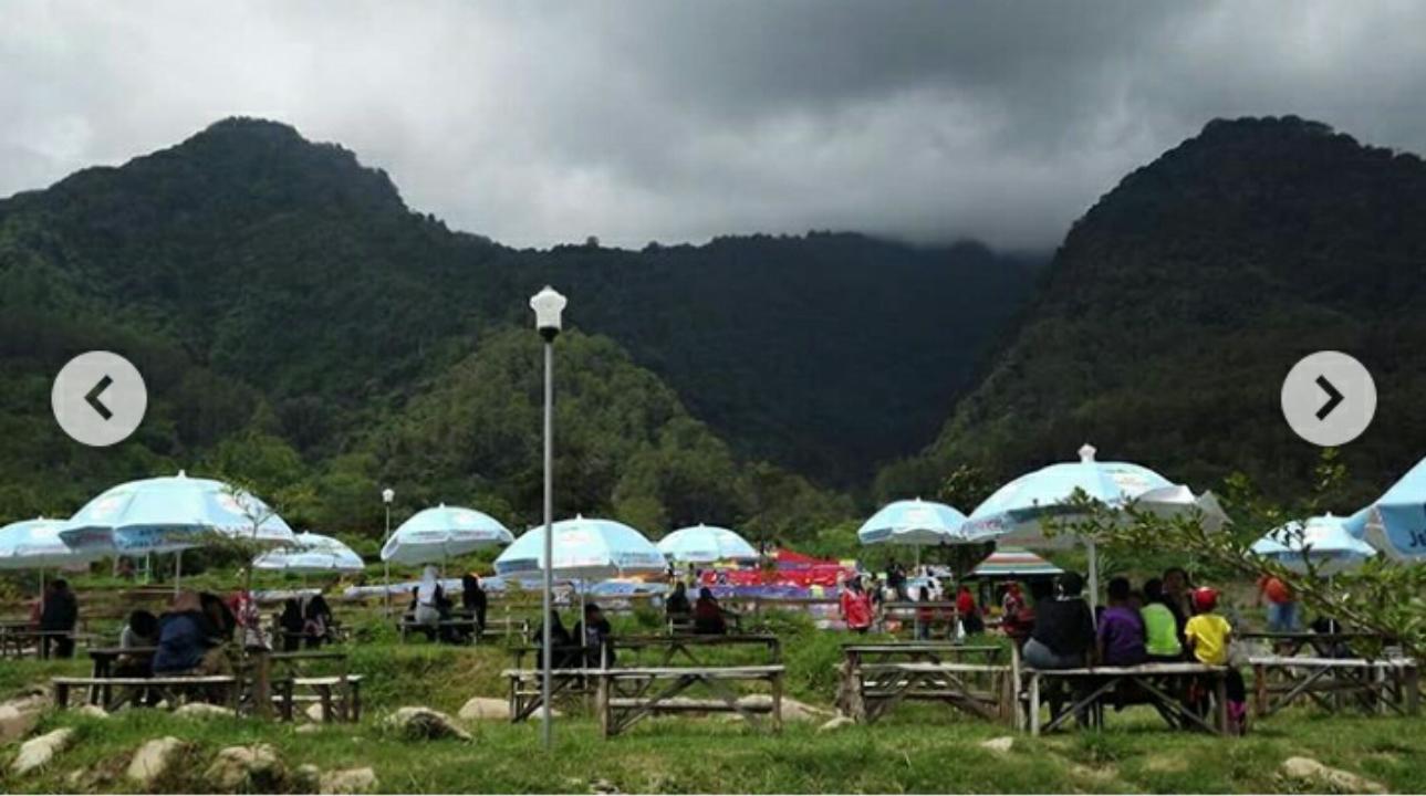 Bumi Pelangi Jalaksana Objek Wisata Terbaru Di Kuningan Jawa Barat