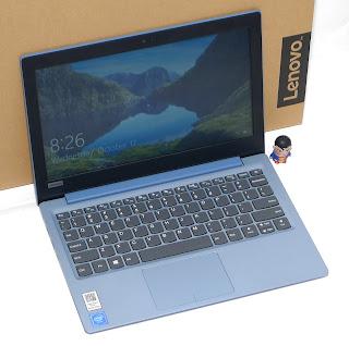 Lenovo ideaPad 120s-11IAP Bekas Fullset di Malang