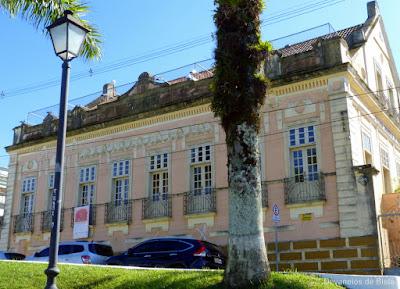 Paranaguá - Turismo histórico - Cine Teatro Municipal
