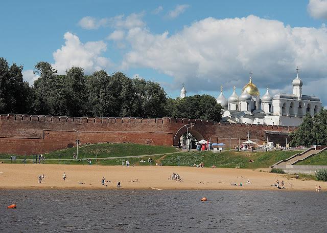 Великий Новгород – Кремль (Veliky Novgorod - the Kremlin)