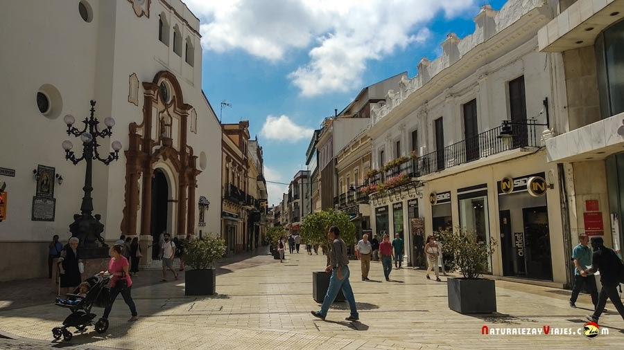 Calle Concepción, Huelva