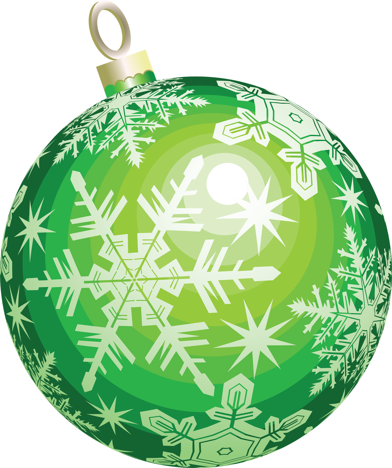 Christmas Ball Lights Effects PNG
