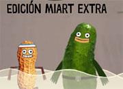 Pickle y Mani Locura en Miart Mart