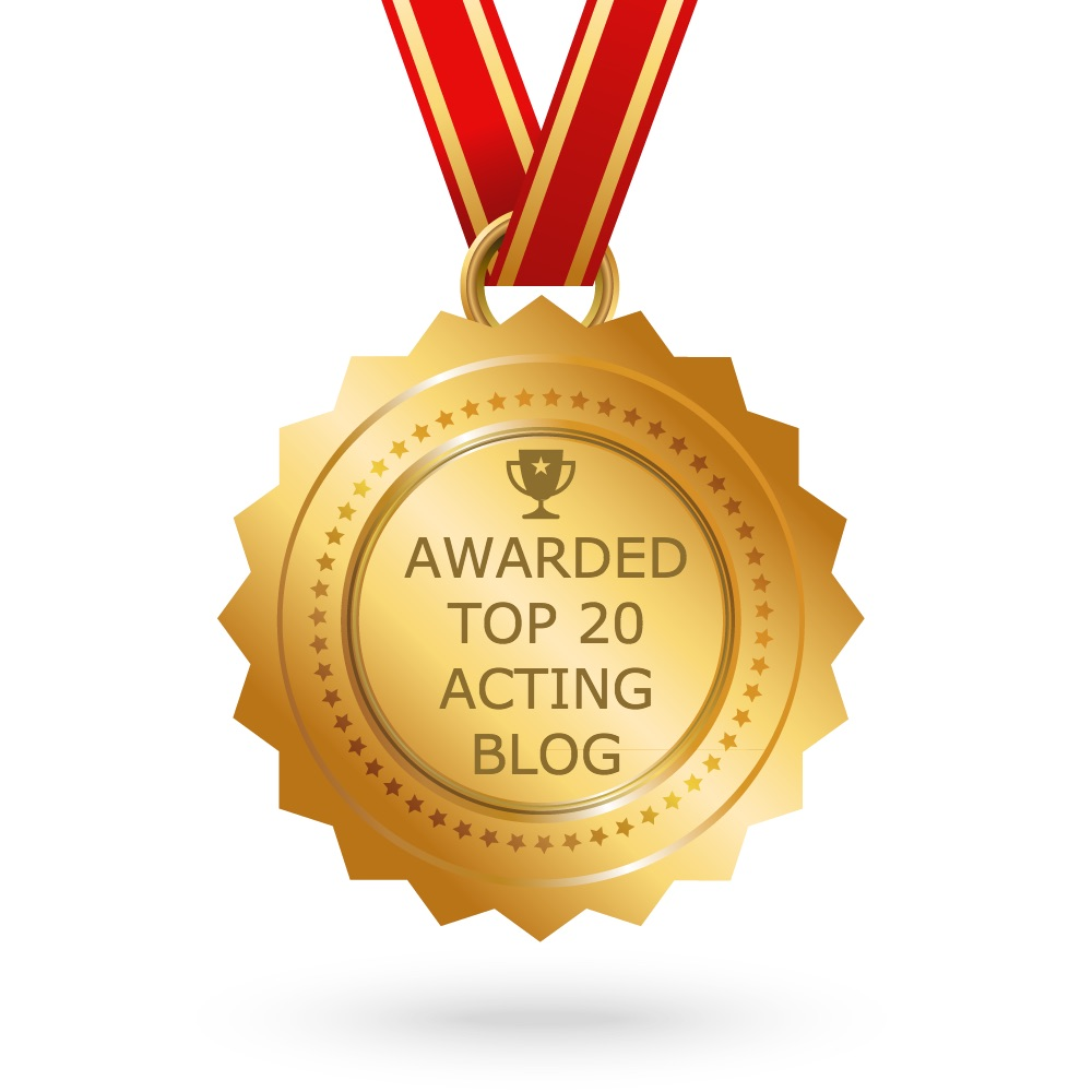 Feedspot Top 20 Acting Blog